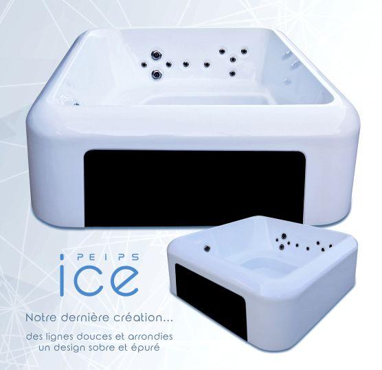 SPA PEIPS ICE- EVASION PISCINES MANOSQUE