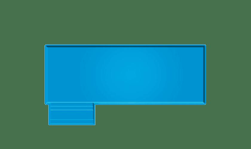 MODELE PORT-PIN - EVASION PISCINES MANOSQUE