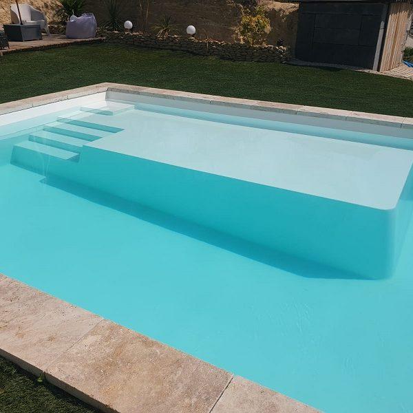 Realisation piscine coque polyester – Evasion Piscines 04 (4)